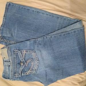 Silver Jeans Jeans - Silver Suki